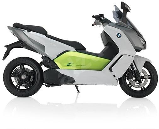 BMW C evolution - Elektroskútr