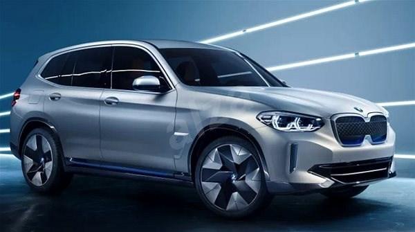 Nové BMW iX3 - Elektromobil