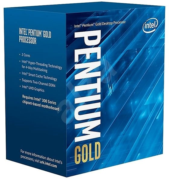 Intel Pentium Gold G5400 Coffee Lake - Procesor