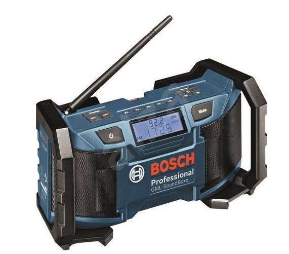 BOSCH GML 14.4/18 Sound box Professional - Aku rádio