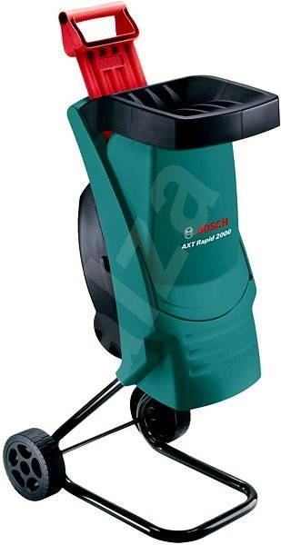 BOSCH AXT Rapid 2000 - Zahradní drtič