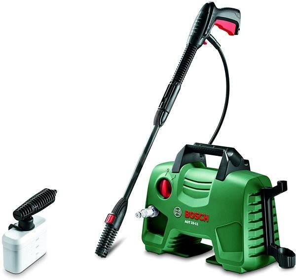BOSCH AQT 33-11 Carwash-Set - Vysokotlaký čistič
