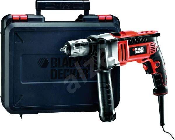 Black&Decker KR805K - Příklepová vrtačka