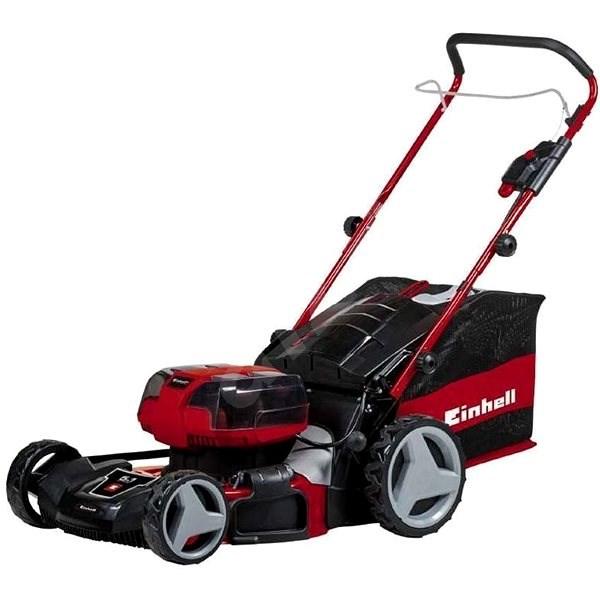 Einhell Battery GE-CM 36/47 HW Li (2 x 4 Ah) - Cordless Lawn Mower