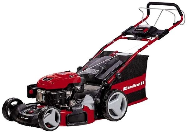 Einhell GE-PM 48 S HW-E Li (1 x 1.5 Ah) - Gasoline Lawn Mower