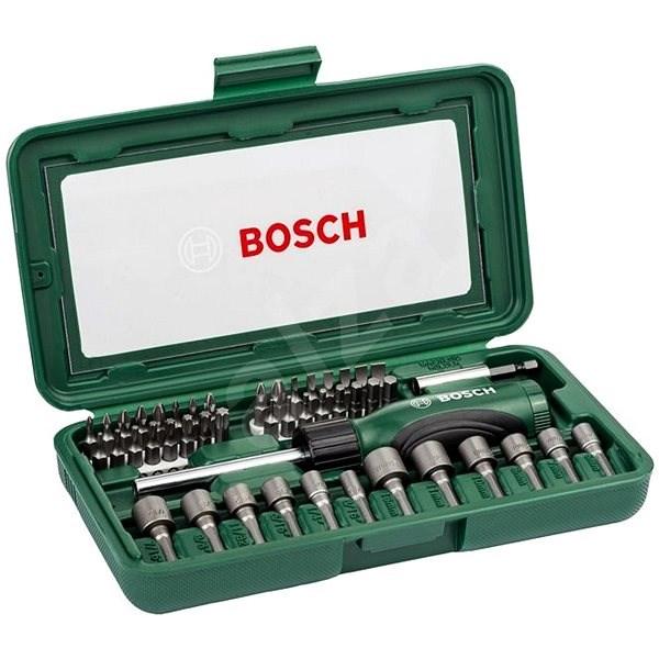 BOSCH 46-piece Promoline Set - Bit Set