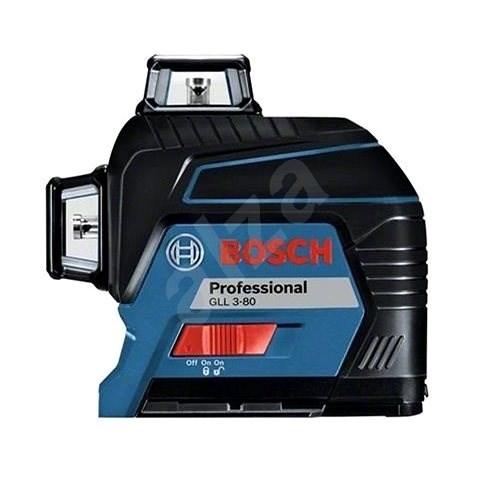 99e97805f2f18a BOSCH GLL 3-80 Professional - Čárový laser   Alza.cz
