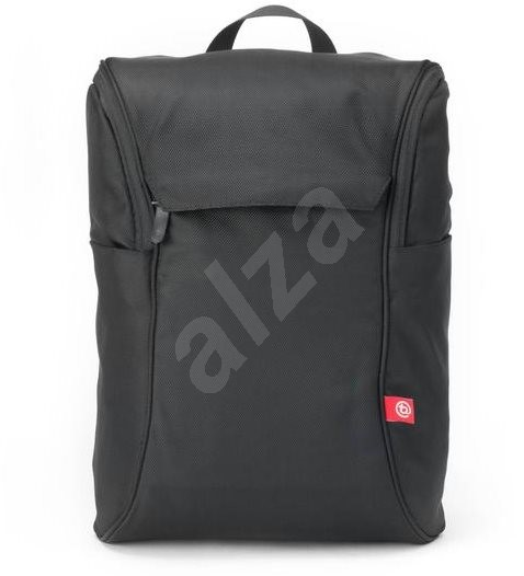d41688f62a0 Booq Daypack Black Red - Batoh na notebook