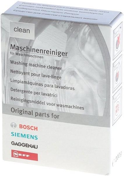 BOSCH Čistící přípravek pro pračky - Čisticí prostředek