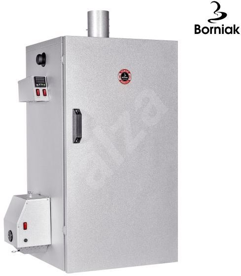 Borniak Smokehouse BBQ 6 Grids Digital BBD-150 - Smoker