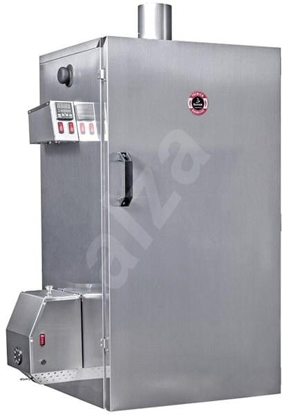 Borniak Smokehouse BBQ 6 Grates Digital Stainless Steel BBDS-150 - Smoker