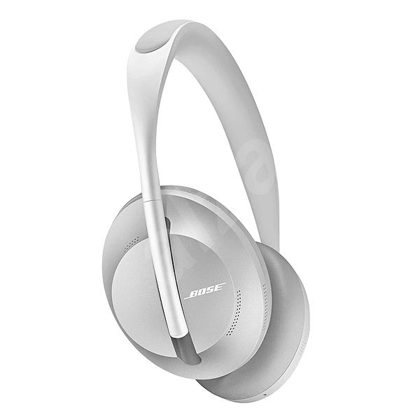 Bose Noise Cancelling Headphones 700 stříbrná - Bezdrátová sluchátka