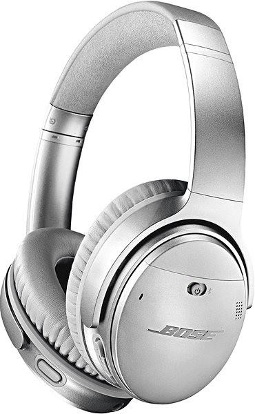 Bose QuietComfort 35 II stříbrná - Sluchátka