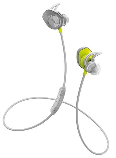 BOSE SoundSport wireless Citron - Sluchátka