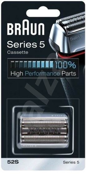 Braun CombiPack Series 5 FlexMotion-52S-stříbrný - Příslušenství