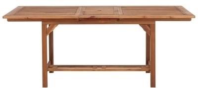 SOMERSET Zahradní stůl rozkládací - Zahradní stůl