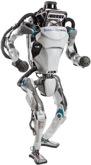 BostonDynamics Atlas - Robot