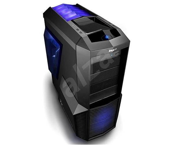Zalman Z11 - Počítačová skříň