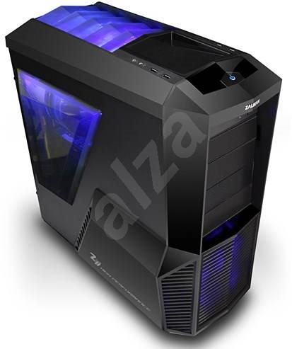 Zalman Z11 Plus - Počítačová skříň