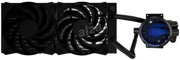 Cooler Master MasterLiquid Pro 240 - Vodní chlazení