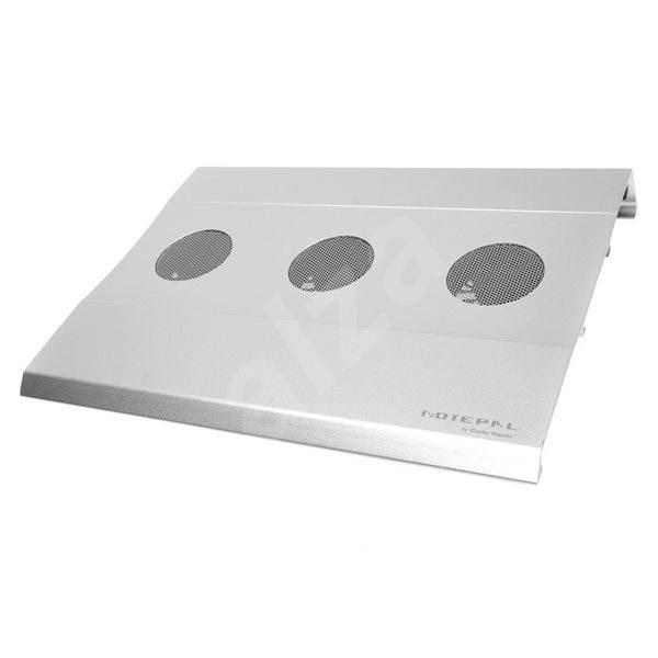 Cooler Master NotePal Wide Notebook Cooler R9-NBC-AWCS-GP - Chladící podložka