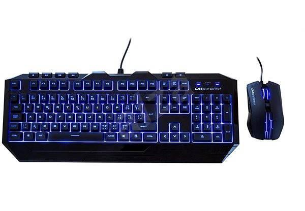 CM Storm Devastator - Set klávesnice a myši