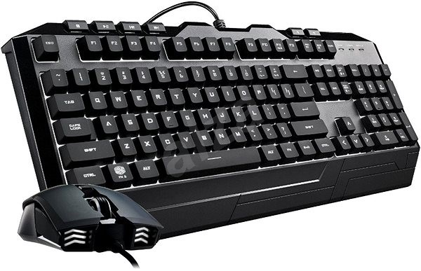 Cooler Master Devastator III (US) - Set klávesnice a myši