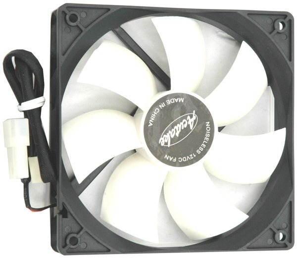 ACUTAKE ACU-FAN120 PRO White Wing Fan Professional - Ventilátor