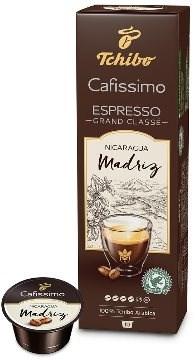 Tchibo Cafissimo Grand Classé Espresso Nicaragua Madriz - Kávové kapsle