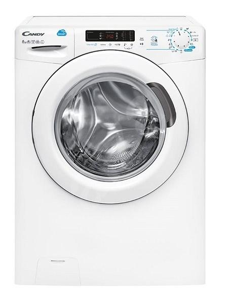 CANDY CSS4 1382D3 / 2-S - Slim steam washing machine