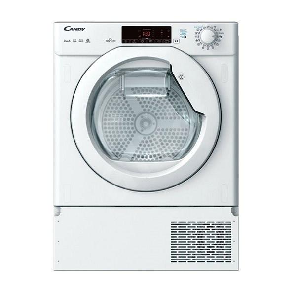 CANDY CBTD 7A1TE-S - Vestavná sušička prádla