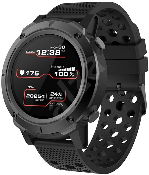 Canyon Wasabi, černé - Chytré hodinky