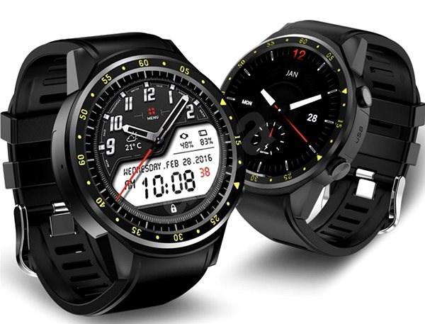 CARNEO G-Cross - Chytré hodinky  bfa8c43a8b3