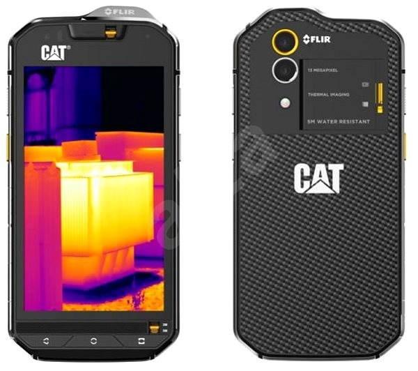 CAT S60 - Mobilní telefon