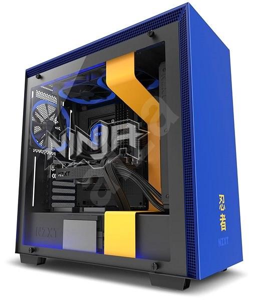 NZXT H700i Ninja - Počítačová skříň