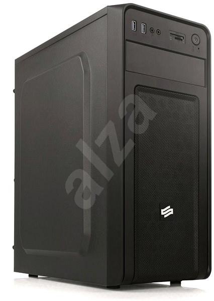 SilentiumPC Brutus M10 - Počítačová skříň