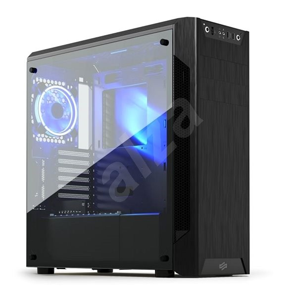 SilentiumPC Armis AR7 TG RGB - Počítačová skříň