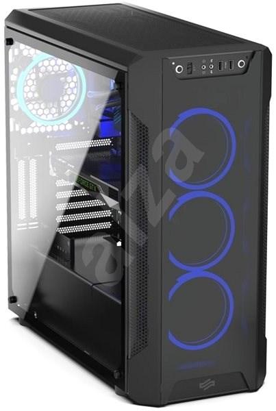 SilentiumPC Armis AR7X TG RGB - Počítačová skříň