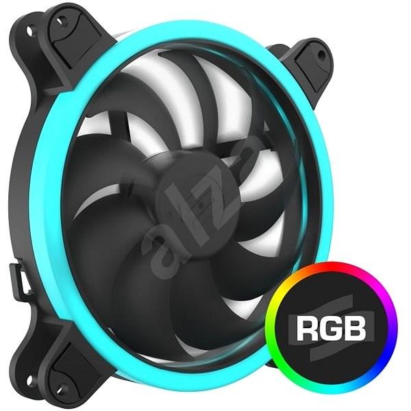 SilentiumPC Corona HP RGB 140 - Ventilátor do PC