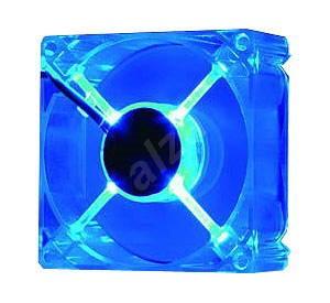ARCTIC FAN PRO 2 L TC, aktivní do skříně, modře svítící, s termoregulací - Ventilátor