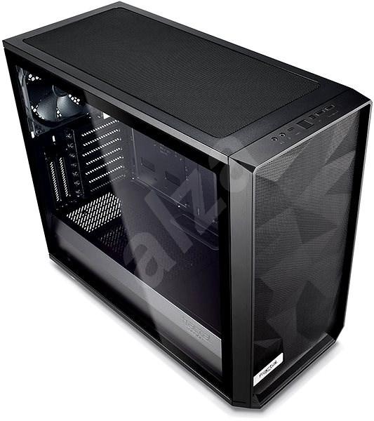Fractal Design Meshify S2 Dark Tempered Glass - Počítačová skříň