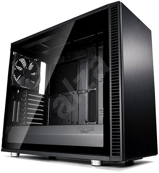 Fractal Design Define S2 Blackout - Počítačová skříň