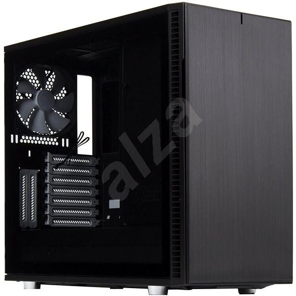 484f472f0 Fractal Design Define R6 Black Tempered Glass - Počítačová skříň ...
