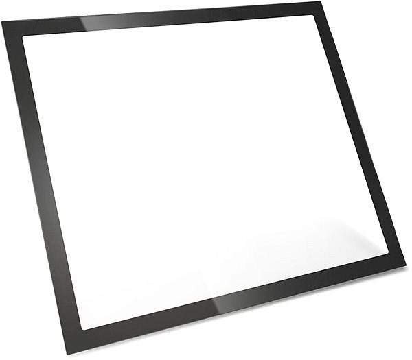 Fractal Design Define R6 Tempered Glass Side Panel Gunmetal - Bočnice pro počítačovou skříň