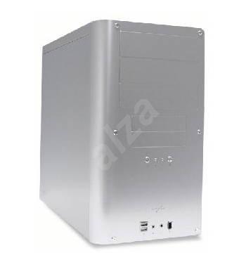 Nexus Morpho stříbrná - Počítačová skříň