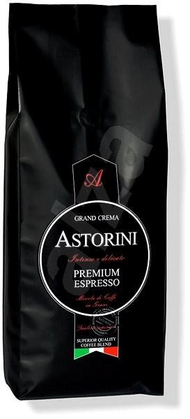Astorini PREMIUM Grand Crema, zrnková káva, 1000g - Káva
