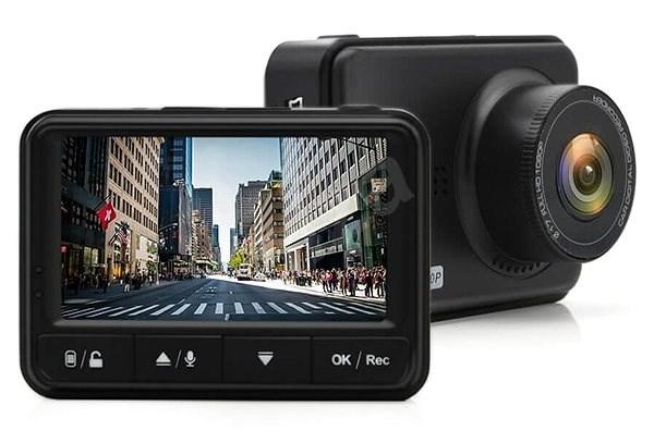 Cel-Tec Q2 - Kamera do auta