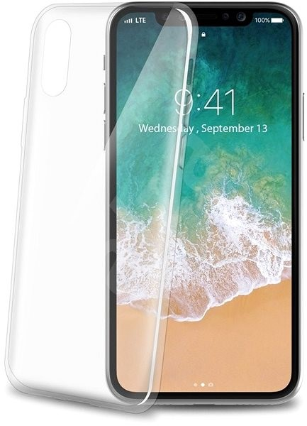 CELLY Ultrathin pro iPhone X  XS bílý - Kryt na mobil  6dadbf2715e