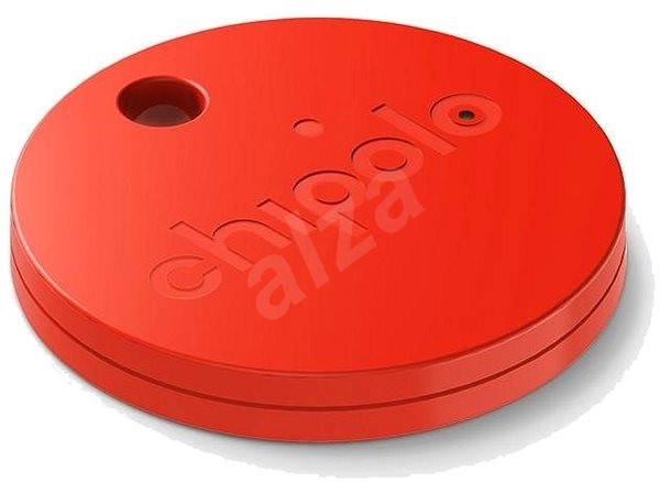 Chipolo Classic 2 Red - Bluetooth lokalizační čip  a7e99c109d9
