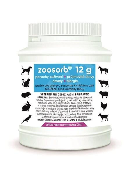 ZOOSORB 12g - Doplněk stravy pro psy